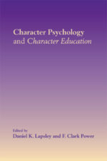 Lapsley Power Character Psychology And Character Education